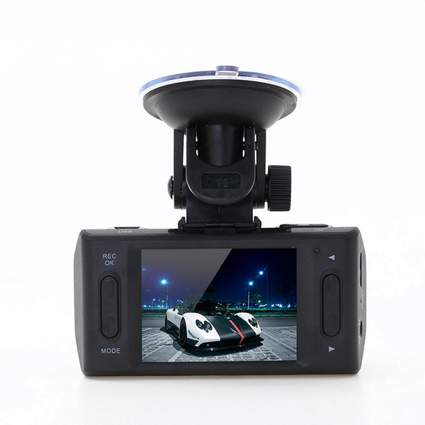Factory Price!!!Cheap K1000 2.4 inch Mini Car DVR Camcorder Camera 1080P Full HD LCD G-sensor 120° View Angle Night Version Motion Detection