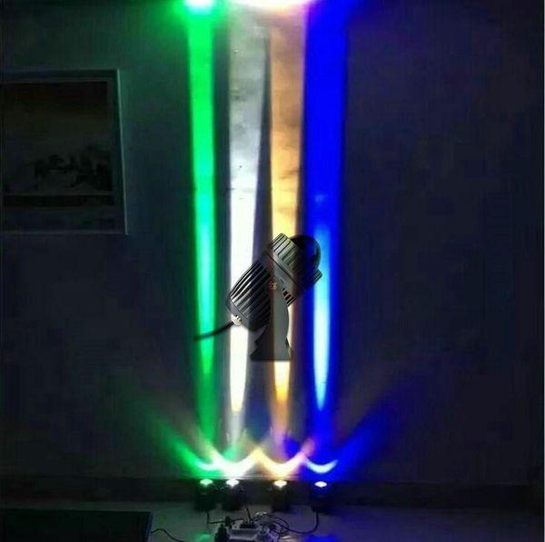 10W CREE LED un fascio di luce per sparare la luce è forte lampada a condensazione lampada a distanza AC85V-265V impermeabile lampada luce esterna