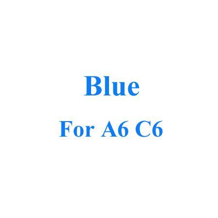 Синий для старых A6 C6