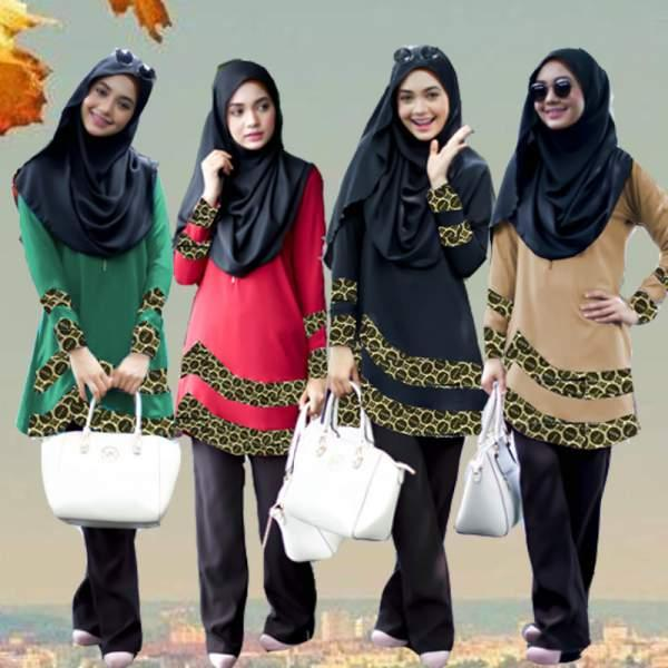 Middle east muslim womens clothing plus size new autumn fashion middle east muslim womens clothing plus size new autumn fashion leisure islamic long sleeve sciox Images