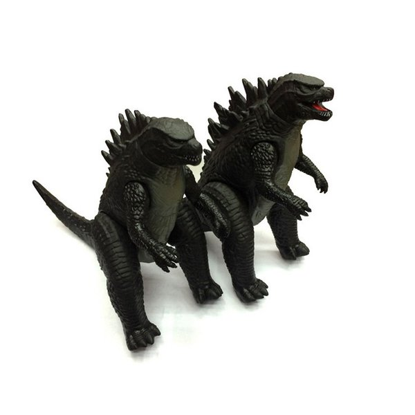 Godzilla Collection Action Figure Collect Toy 23*18cm PVC Monsters Dinosaur 2Pcs/set Movie Toys Free Shipping