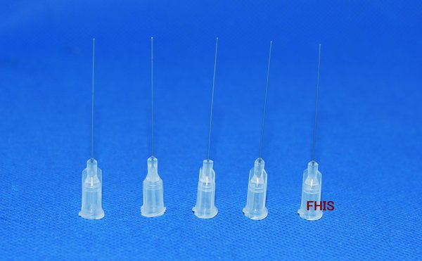 "wholesale Dispensing Needle,W/ ISO standard helix luer lock Blunt Tip 27 ga x 1-1/2"" Tip, 100 pcs"