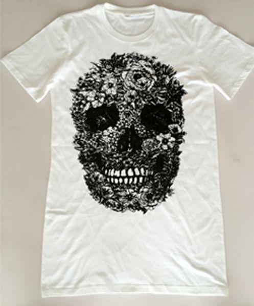 skull printing
