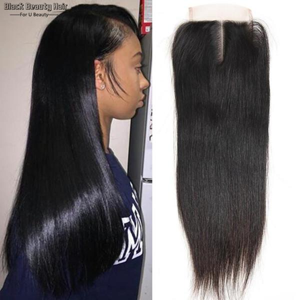 Бразильский 8a девственные человеческие волосы кружева закрытия перуанский малайзийский камбоджийский монгольский прямые свободные глубокие волны тела Джерри локон закрытие