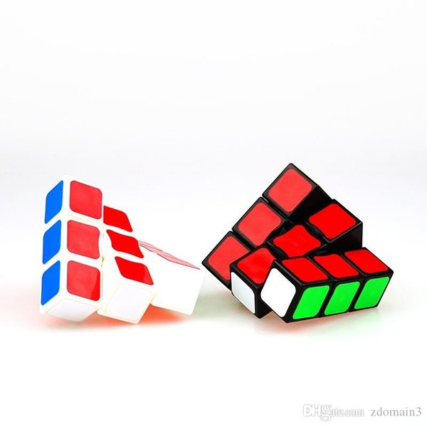 Hot Sale 1x3X3 Speed Magic Cube Puzzle Brain Teaser Educational Toys for Children Kids Cubo Magico Christmas New Year Gift