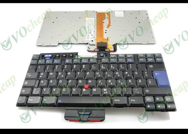 New Laptop Notebook keyboard FOR IBM Thinkpad G40 G41 Black German GR Deutsch DE (QWERTZ) - 91P8149 Version: German GR Deutsch DE