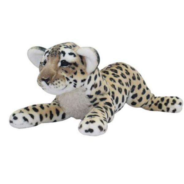 60cm Lying Down Leopard