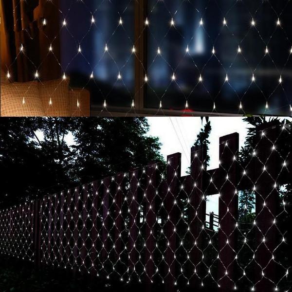 Outdoor Solar Net Lights 100led fashion fairy strings christmas meshwork led nets lamps net 100led fashion fairy strings christmas meshwork led nets lamps net lights 15m2m solar workwithnaturefo