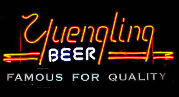 """Yuengling Beer Famous Quality Neon Sign Handmade Custom Real Glass Tube Bar KTV Club Store Pub Neon Signs Free Design 24""""X20"""""""