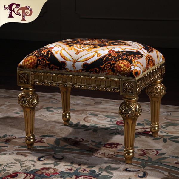 Acheter Français Classique Fabricant De Meubles Salon Classique Tabouret De  Pied Meubles En Bois Classique Royal Furniture Meubles De Maison Livraison  ...