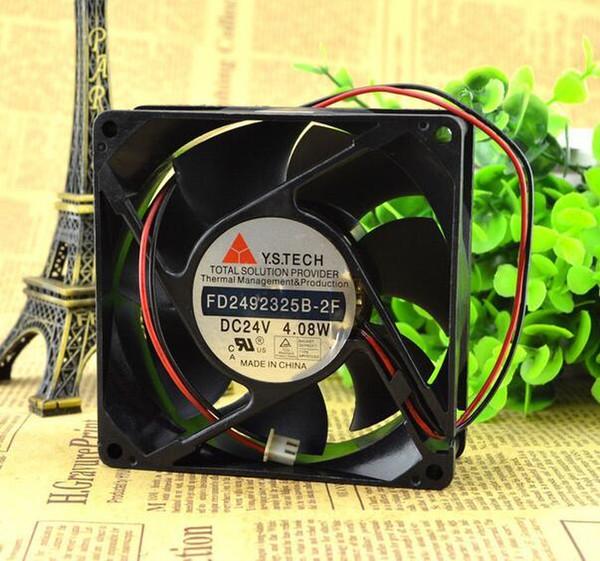 Original Y.S.TECH 92*92*32 9.2cm FD2492325B-2F 2 wire cooling fan