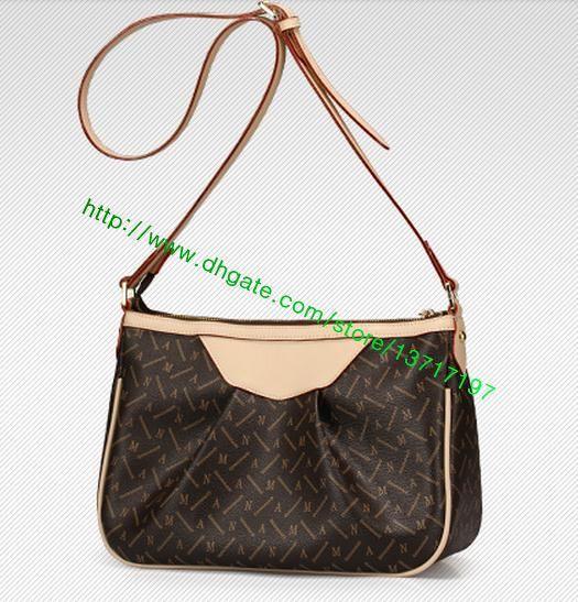 Payment Lady Real Leather Bag Women Fashion Designer Handbag Cosmetics Shoulder Bag Oxidization