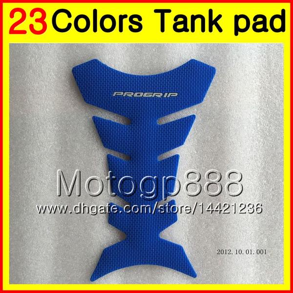 23Colors 3D Carbon Fiber Gas Tank Pad Protector For HONDA CBR250R 11 12 13 11-13 MC41 CBR250 R CBR 250R 2011 2012 2013 3D Tank Cap Sticker