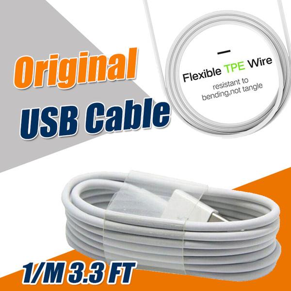Aaaa top qualidade original cabo carregador rápido carregador de sincronização de dados original genuine micro usb cabo de carregamento para o telefone xs plus x 8 7 6 6 s samsung