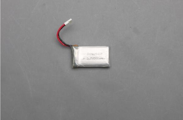 Aggiornato 500 mAh Batteria Per Syma X5C RC Quadcopter 5 pz / lotto 1 S 3.7 V 500 mah / 650 mAh Lipo Batteria Per X5C X5 RC Drone
