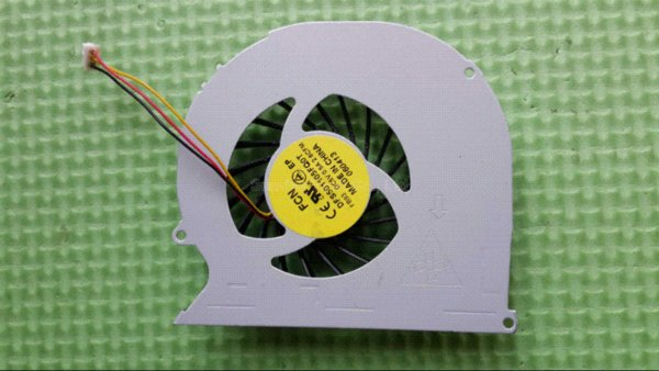 New original CPU cooling fan for Dell 5520 7520 7520-4156 V3560 laptop CPU cooling fan cooler DFS501105FQ0T