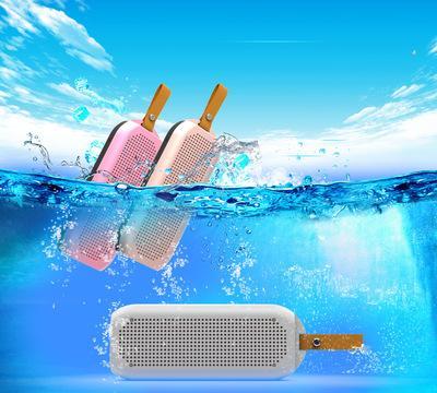 Yeni S205 metal taşınabilir plug-in ses, IPX7 su geçirmez Bluetooth hoparlör, açık radyo hareketi kablosuz küçük ses Su Geçirmez 7 seviye