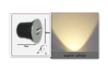 Round-warm white