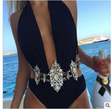 Jewelry accessories bikini sexy low - waist Belts belly chain alloy super - flash diamond 8 colors