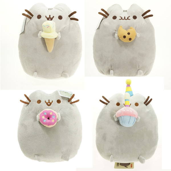Image of: Kittens 2016 Hot Styles Inch New Kawaii Plush Pusheen Cats Toys Cute Kids Pusheen Cat Agandfoodlawinfo 2019 2016 Hot Styles Inch New Kawaii Plush Pusheen Cats Toys