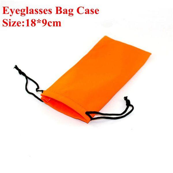 Lunettes Soft Lunettes de soleil Sacs Téléphone portable Carry Dust Pouch Case MP3 MP4 GPS PDA Titulaire Sacs 100 pcs 18 * 9 cm Accessoires de lunettes