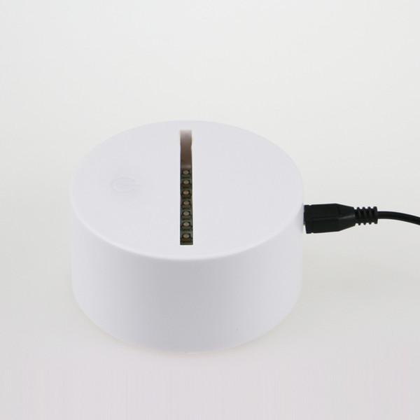 White LED Base