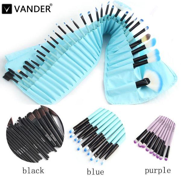 32pcs Makeup Brush Set Professional Make Up Eyeshadow Lip Brushes Tool Toiletry Kit Make Up Brush Set Pincel Maleta De Maquiagem