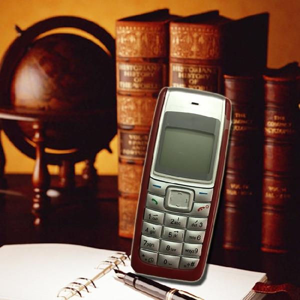 barato Teléfono de la barra desbloqueado soporte de la tarjeta sim de FM por 1,36 pulgadas 1112 teléfono celular con radio FM llamada