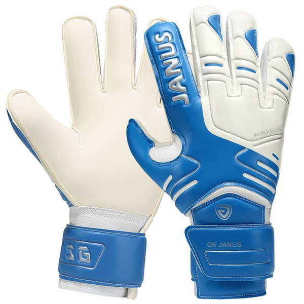 best selling Classic with finger guard thick top professional soccer goalkeeper gloves goalkeeper gloves A9