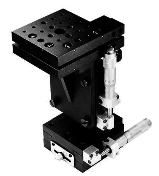 СДЗ-601MP многоосный этапе позиционирования, ручной многомерные платформы комбинированных, точного мобильной станции