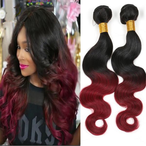 Cheap ombre 1b 99j body wave hair weaves 10 30 brazilian virgin ombre 1b 99j body wave hair weaves 10 30 brazilian virgin human hair pmusecretfo Gallery