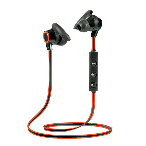 XT-1 Wireless Bluetooth Earphone Sports Earbuds Stereo In-ear Headsets Ear Hook For phone in retail package 30pcs/lot