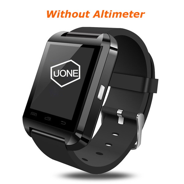 U8 watch_Black