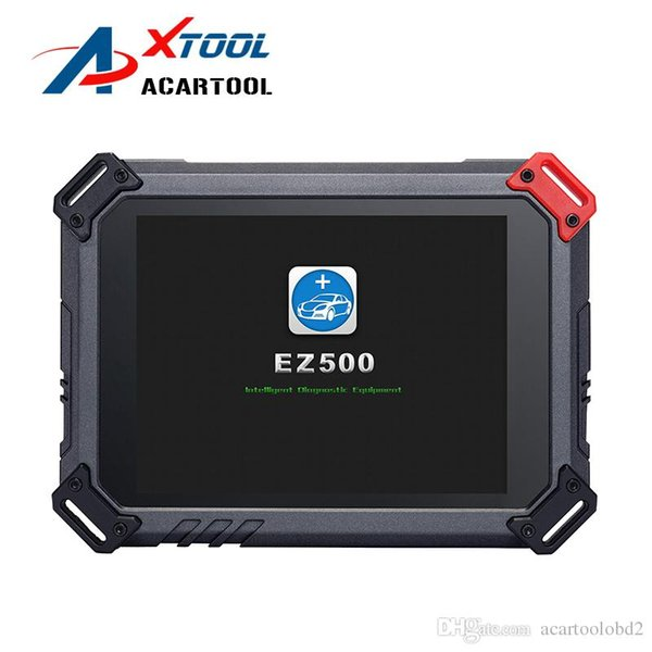 100% Original XTOOL ez500 XTOOL ez500 Diagnosis System with WIFI Online Update with Special Function Same Function with Xtool PS80 and ps90