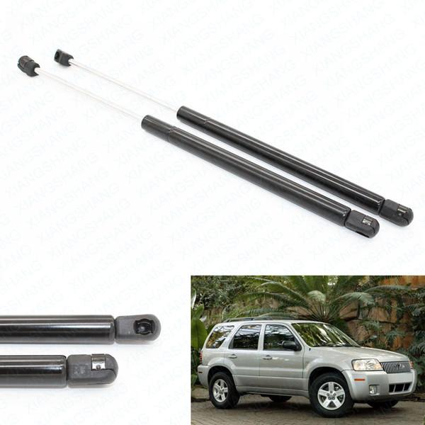 2pcs/set car Rear Window Auto Gas Spring Struts Prop Lift Support Fits for 2001-2007 Ford Escape 2005-2007 Mercury Mariner