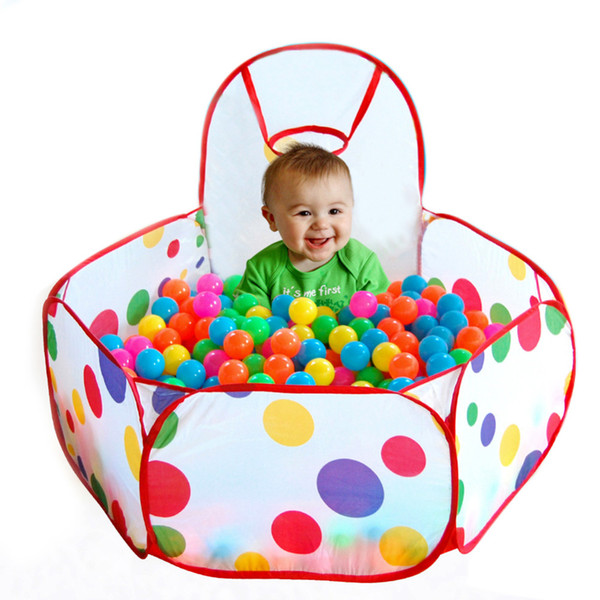 2016 Children Kid Ocean Ball Pit Pool Game Play Tent Outdoor Kids Hut Pool  Play Tent