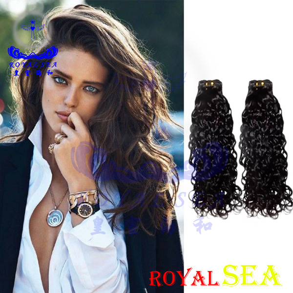 Grade 7a Unprocessed Brazilian Virgin Hair Natural Wave Natural