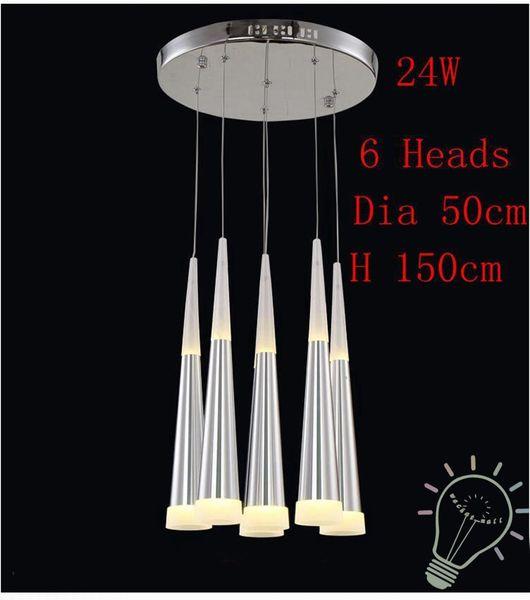 Moderne LED Meteorschauer Pendelleuchte Acryl Pendelleuchte Kronleuchter  Deckenleuchte Bar Esszimmer Turm Innen Weiß / Gold