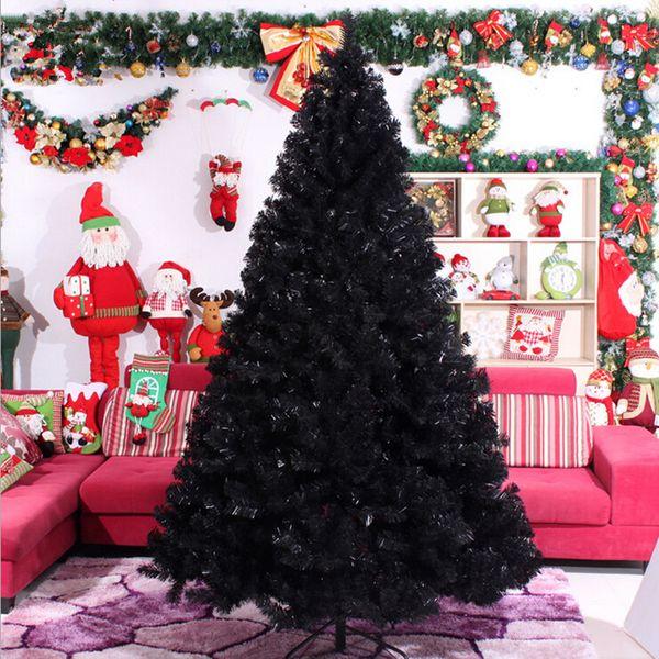3 M 300cm Black Christmas Tree Decorations Christmas Gifts Christmas Package Christmas Decorations Country Christmas Decorations Custom Christmas