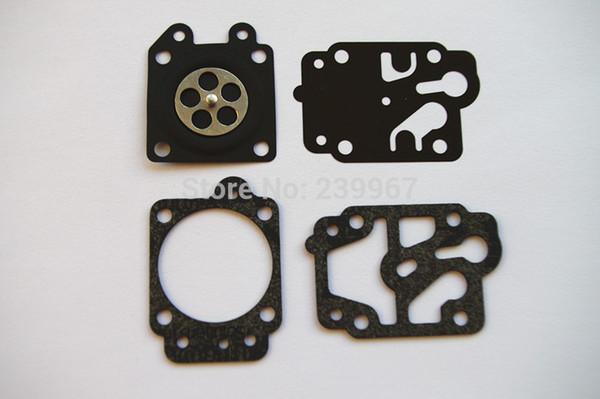 Carburatore Carb Riparazione Ricostruzione Diaframma Kit Guarnizione per Walbro