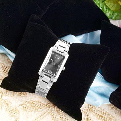 Drop Shipping 20pcs Black Velvet Jewelry Bracelet Watch Display Pillows,Showcase Table Counter Display Tray Pillow Jewelry Display Hot Sale