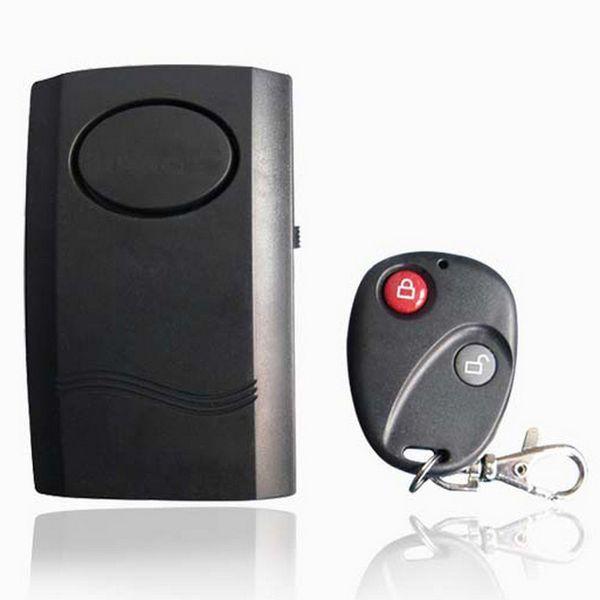 vibration alarm DC 9V security entry alarm door alarm window alarm anti-theft alarm anti-burglar alarm system 120db