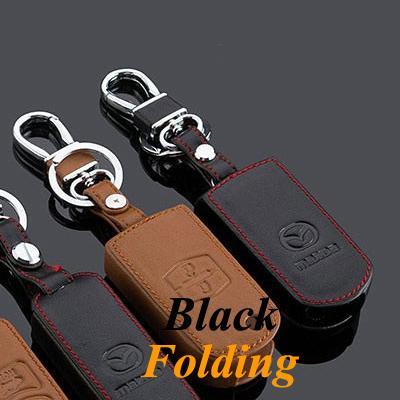 Blcak 2 Button Fold