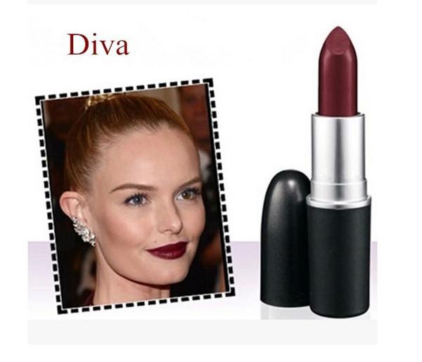 Wholesale-2016 new Angel Ruby Woo Candy Yum Yum Lipstick Waterproof Lipsticks Lip Stick Cosmetic Matte Batom makeup