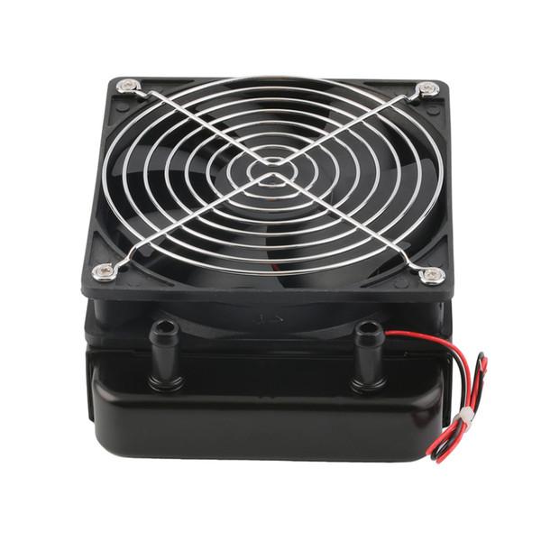 Neueste 120mm Wasserkühlung CPU Kühler Reihe Wärmetauscher Kühler mit Lüfter für PC Förderung