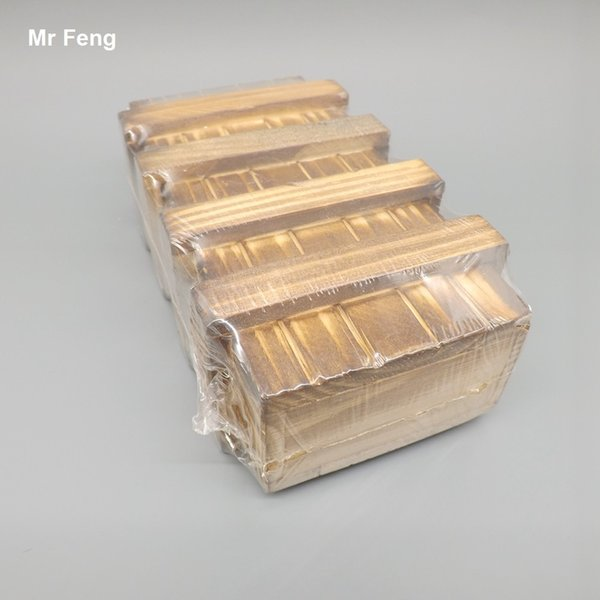 Chinese Traditioanl Wood Toy Kong Ming Lock Magic Box Secret Drawer