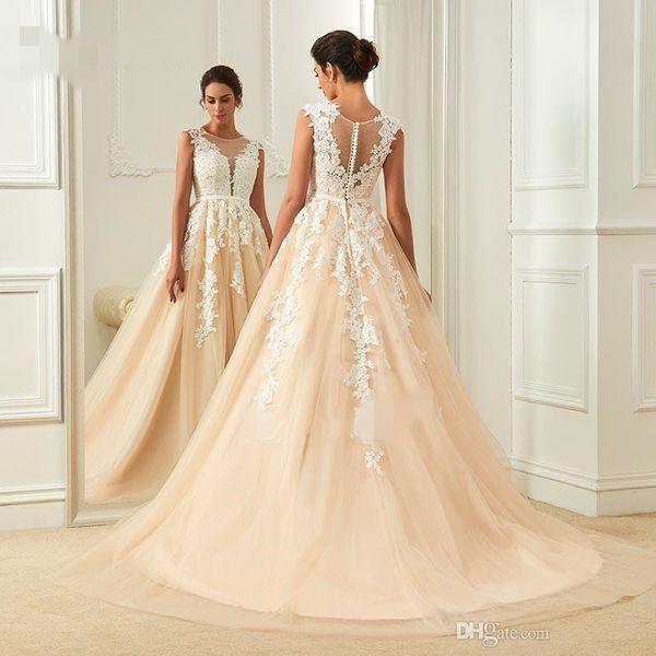 Small Wedding Dresses 2018