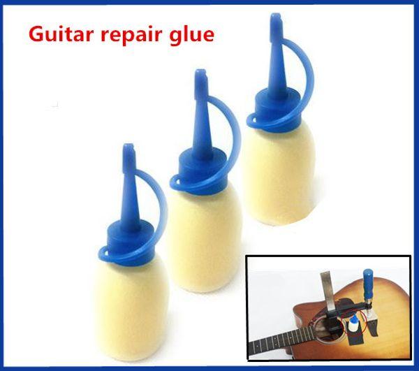 30ml*3pcs Guitar repair glue repair Bridge RockCase neck headstock etc guitar parts Musical instrument accessories wholesale