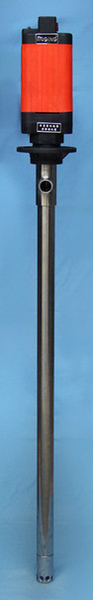 top popular 2000W Speed Electric Drum Pumps 6-speed Gear Pump 5000CPS Liquid Transfer Pump Chemical Liquid Transportation Equipment 2020
