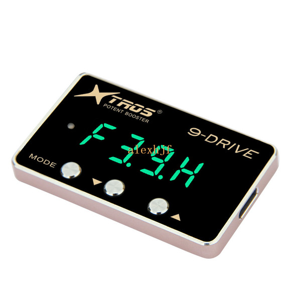 8ème 9-Drive Electronic Throttle Controller affichage de 5 chiffres d'épaisseur de 5mm, cas de TP-622L pour Mazda CX-5 Mazda 3 ALEXA 6 Atenza